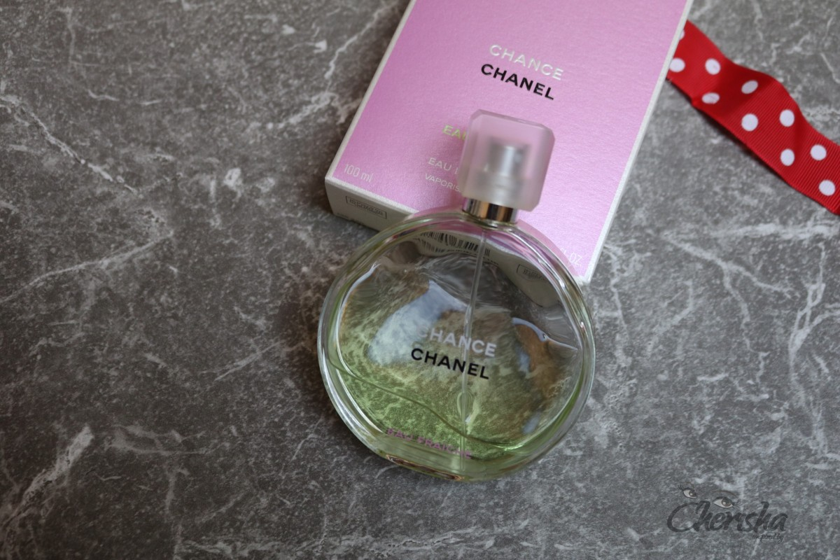 CURRENT FAV: CHANEL CHANCE EAU DE PARFUM