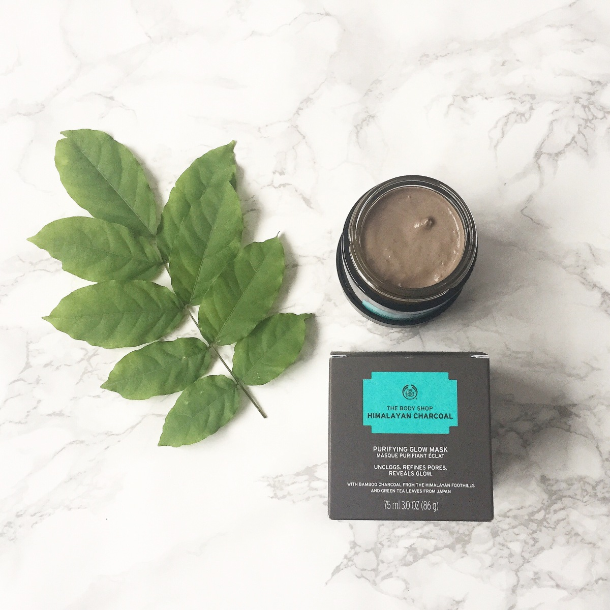 Review: Himalayan Charcoal Purifying Glow Mask