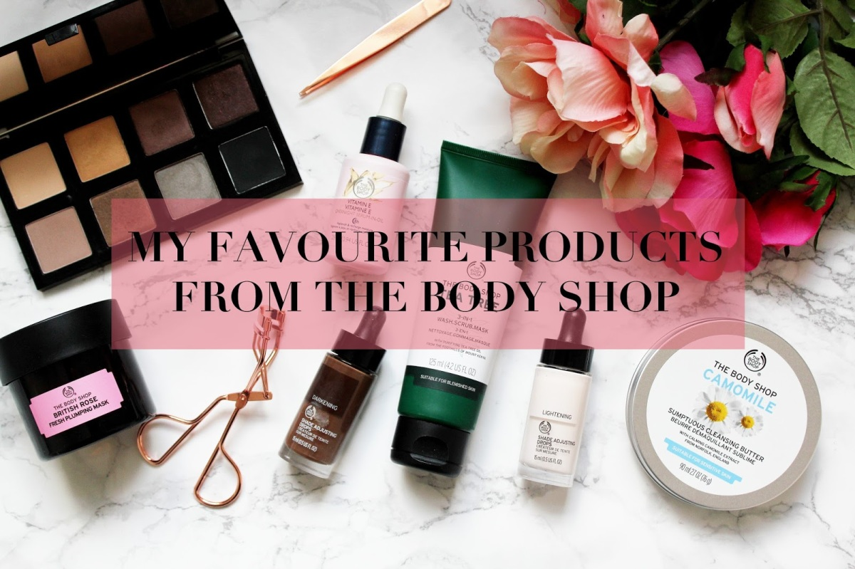 MY FAVOURITE HOLY GRAIL PRODUCTS