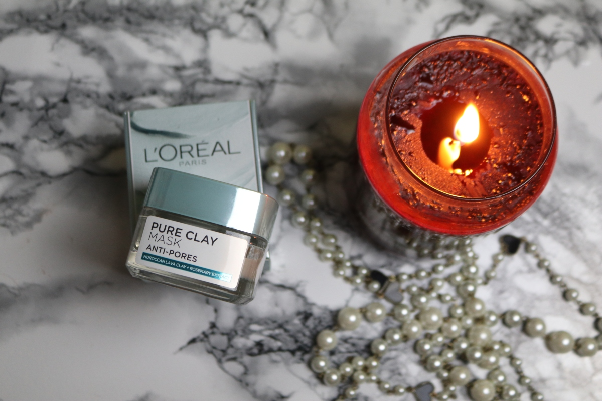 L'Oréal Anti-Pores Pure Clay Mask Review